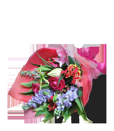 花束(お祝い、歓送迎、舞台挨拶)